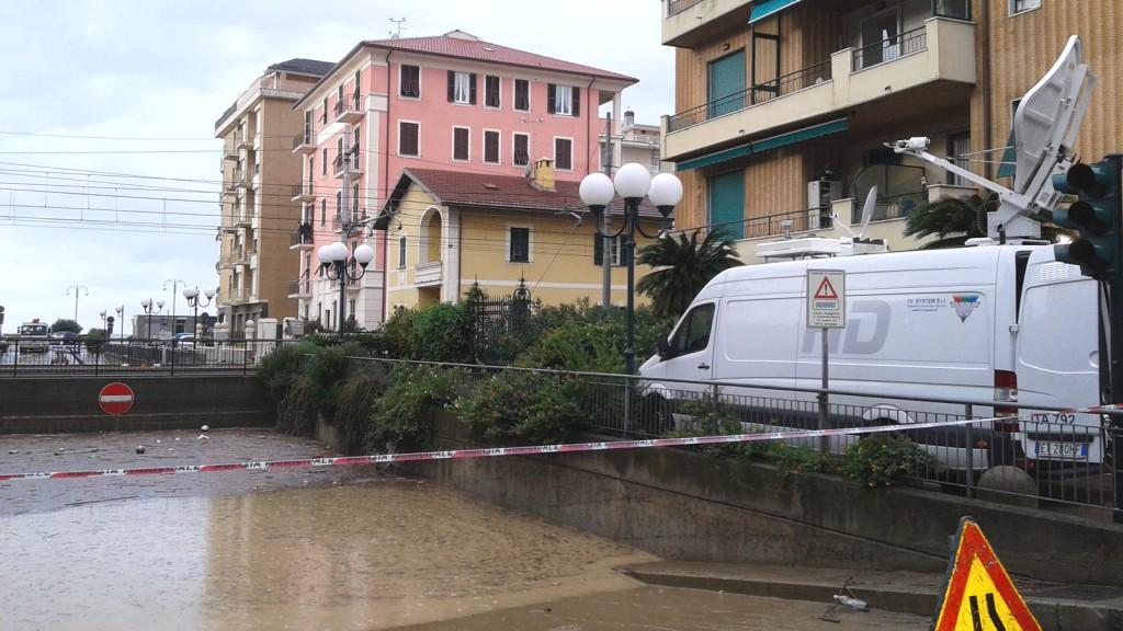 Flood Chiavari